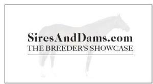 Sires and Dams:  The Breeder's Showcase